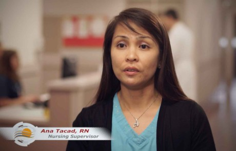 Silver Lake Medical Center Ana Tacad RN Video Testimonial